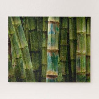 Puzzle Tallos del bambú de Maui