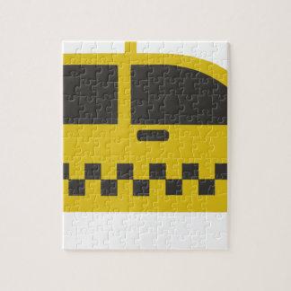 Puzzle Taxi de Nueva York
