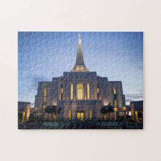 Puzzle Templo de GIlbert Arizona LDS