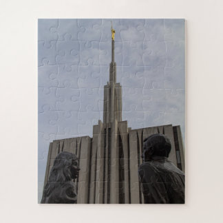 Puzzle Templo de Seattle LDS