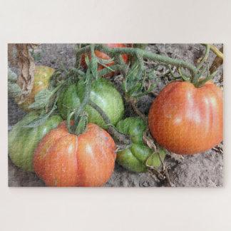 Puzzle Tomates orgánicos