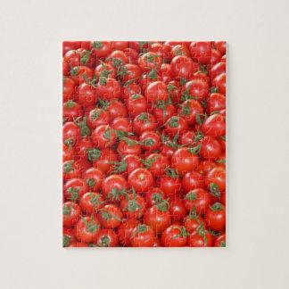Puzzle Tomates rojos de la vid
