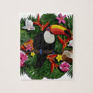 Puzzle Toucan