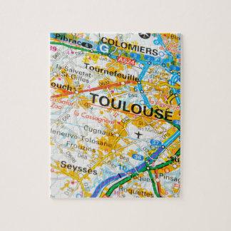 Puzzle Toulouse, Francia