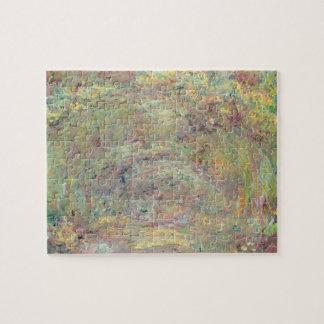 Puzzle Trayectoria sombreada el   de Claude Monet
