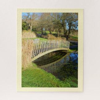 Puzzle Un jardín en Somerset