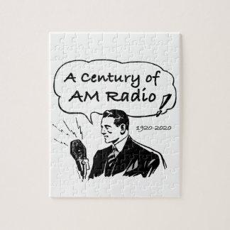 Puzzle Un siglo de radio de la