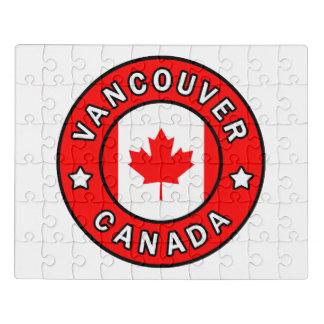 Puzzle Vancouver Canadá