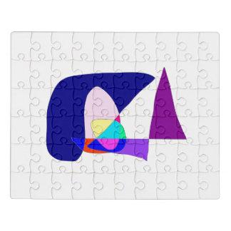 Puzzle Velero anónimo