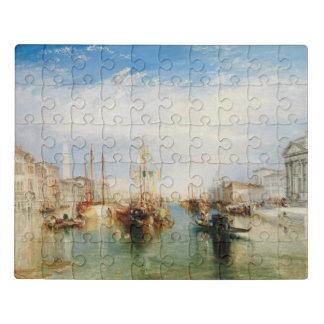 Puzzle Venecia, del pórtico del saludo del della de