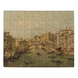 Puzzle Venecia el Rialto