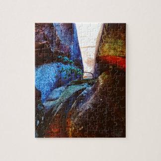 Puzzle Vida de la roca