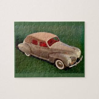 Puzzle Zephyr 1939 de Lincoln