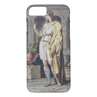 "Pylades, traje para ""Andromache"" por Jean Racine, Funda iPhone 7"