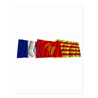Pyrénées-Orientales Languedoc-Rosellón y Francia Postales
