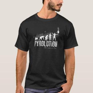Pyrolution - The evolución of Pyros Camiseta
