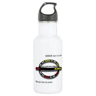 Qaddam contra Yom Botella De Agua