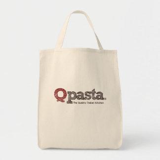 Qpasta Shopping Bag Bolsa Tela Para La Compra
