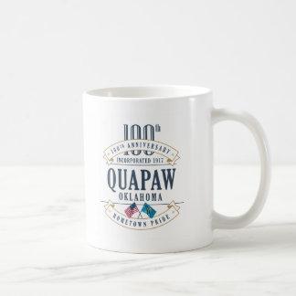 Quapaw, 100a taza del aniversario de Oklahoma