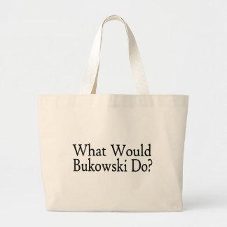 Qué Bukowski haría Bolsa