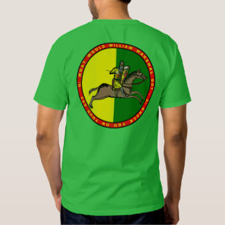 ¿Qué el mariscal de Guillermo haría? Camisa