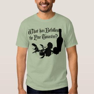 Qué ha acontecido la tostadora 2010 del Poe Camisetas