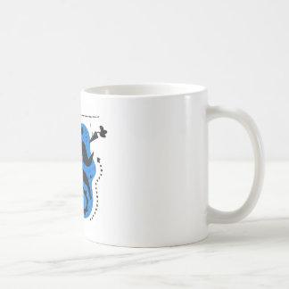 Qué hace que usted hace tictac - movimiento del te tazas de café