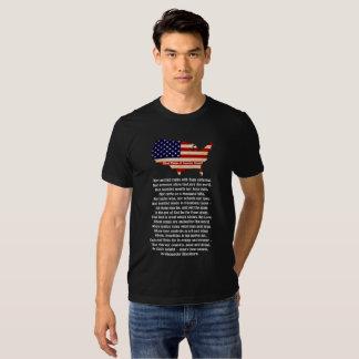 ¿Qué hace una nación grande? Camisas