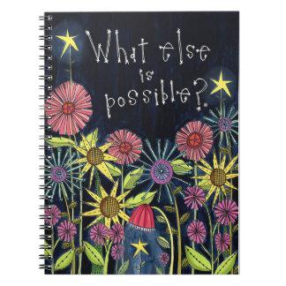 Qué más es cuaderno posible