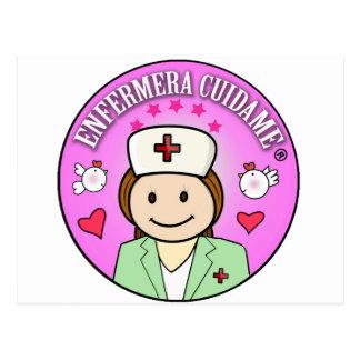 Que regalar a una enfermera Cuidame Postal