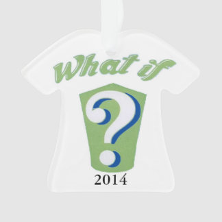 ¿Qué si? Ornamento del oeste de la banda de 2014