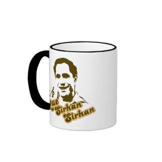 Que Sirhan Sirhan Taza De Café