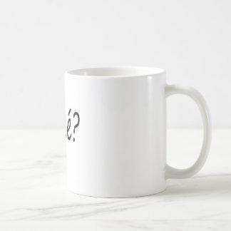 Que Taza De Café