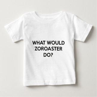 ¿Qué Zoroaster haría? Camiseta De Bebé