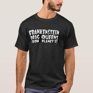Queens de fricción de Frankenstein de la camisa