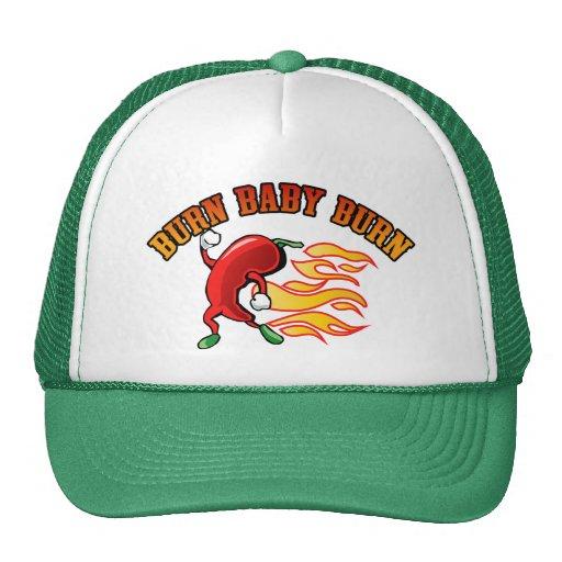 Queme el gorra de los camioneros del bebé $18,95 (