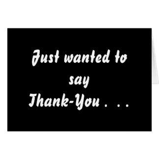 Querer decir de agradecimiento felicitaciones