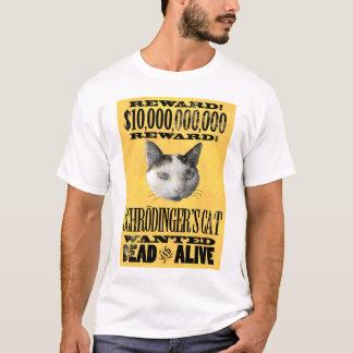 QUERIDO: Camiseta del CAT de SCHRODINGER