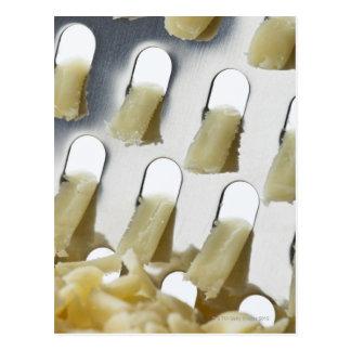 queso blanco, Cheddar, rallador inoxidable del Postal