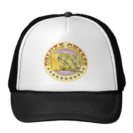 Queso de lujo v2 gorras de camionero