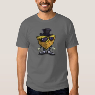 Queso grande camisas