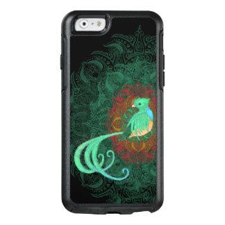 Quetzal rizado funda otterbox para iPhone 6/6s