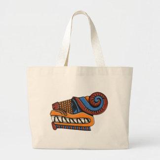 Quetzalcoatl Bolsa De Mano