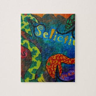 Quexius de los ipos de Selictium Puzzle