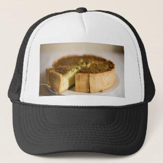 Quiche deliciosa gorra de camionero