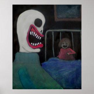 Quién asusta quién póster
