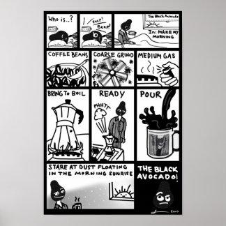 ¿Quién es… el aguacate negro 2 Poster