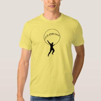 ¿Quién es Juan Galt? camisetas