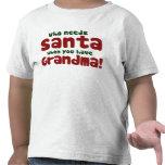 Quién necesita a Papá Noel Camisetas