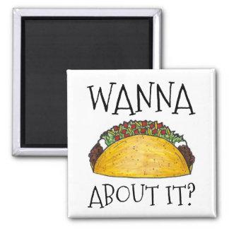Quiera hablar de él imán mexicano de la comida del
